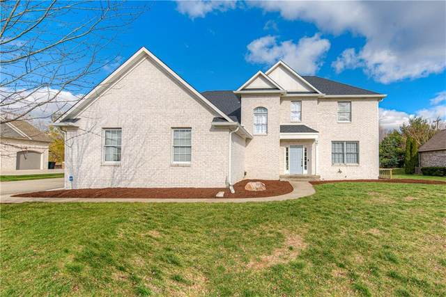 724 Willow Pointe North Drive, Plainfield, IN 46168 (MLS #21754690) :: Heard Real Estate Team   eXp Realty, LLC