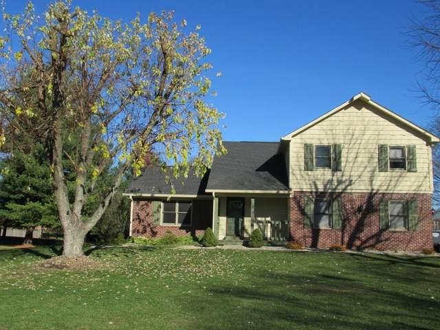 4194 Cobblestone Way, Greenwood, IN 46143 (MLS #21754829) :: AR/haus Group Realty