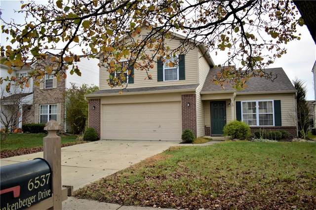 6537 Frankenberger Drive, Indianapolis, IN 46237 (MLS #21754918) :: The ORR Home Selling Team