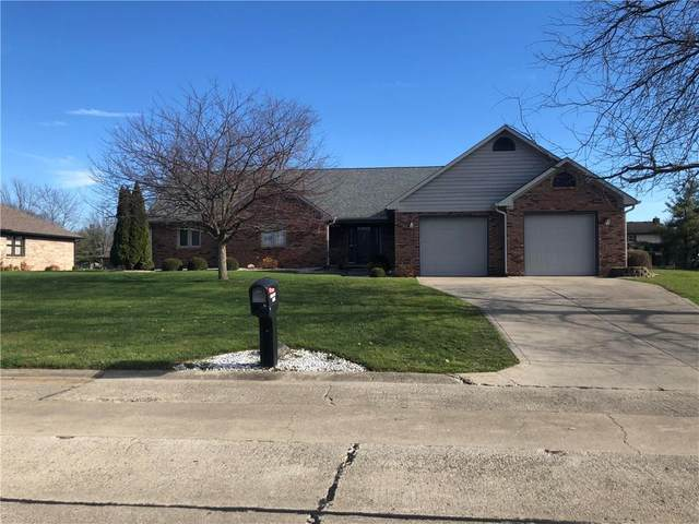 2502 Executive Drive, Shelbyville, IN 46176 (MLS #21754971) :: Ferris Property Group