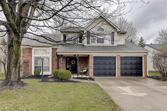 11481 Charleston Parkway, Fishers, IN 46038 (MLS #21755142) :: AR/haus Group Realty