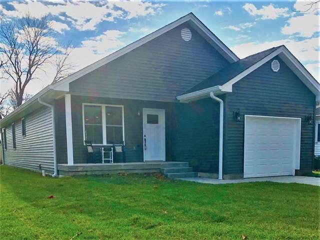 153 W Hayden Pike, North Vernon, IN 47265 (MLS #21755174) :: Ferris Property Group