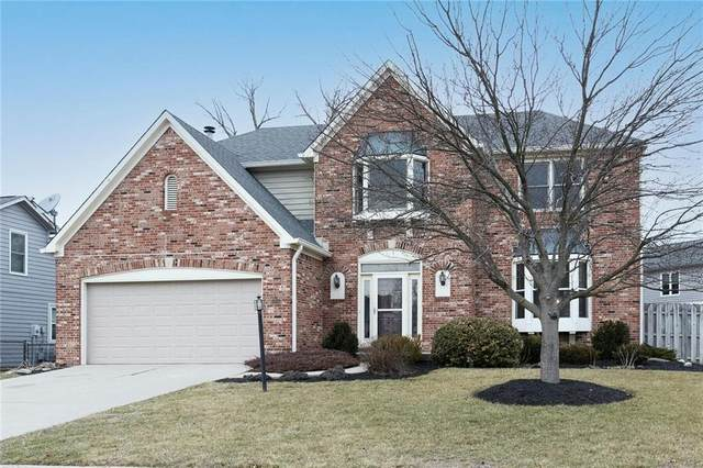 1054 Churchill Court, Indianapolis, IN 46280 (MLS #21755318) :: Richwine Elite Group
