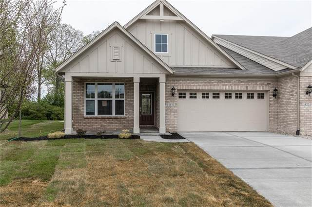 1472 Hideaway Circle, Brownsburg, IN 46112 (MLS #21755353) :: AR/haus Group Realty