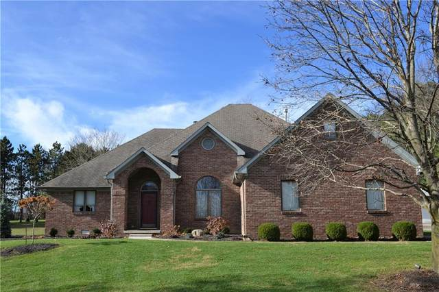 326 N County Road 450 E, Avon, IN 46123 (MLS #21755403) :: Mike Price Realty Team - RE/MAX Centerstone