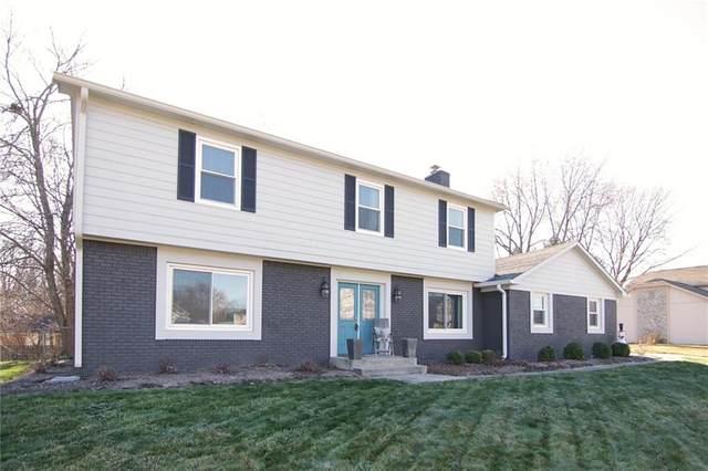 3323 Eden Way Circle, Carmel, IN 46033 (MLS #21755407) :: Heard Real Estate Team | eXp Realty, LLC