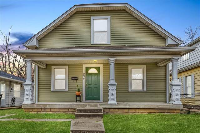 936 E Pleasant Run Pkwy, Indianapolis, IN 46203 (MLS #21755500) :: Mike Price Realty Team - RE/MAX Centerstone