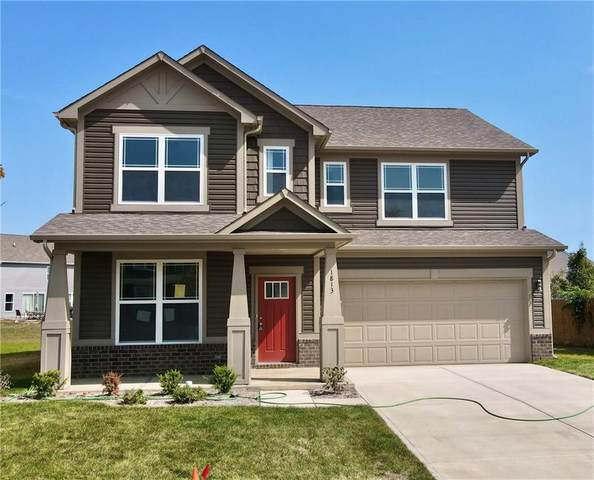 1813 Turning Leaf Drive, Franklin, IN 46131 (MLS #21755716) :: AR/haus Group Realty