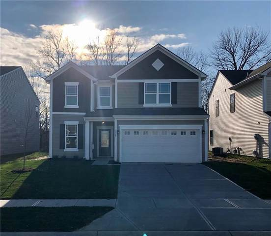 1029 Balto Drive, Shelbyville, IN 46176 (MLS #21755720) :: Realty ONE Group Dream