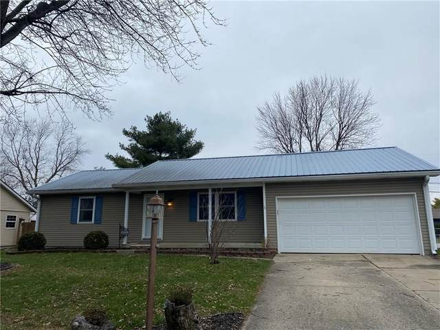1522 Ashley Drive, Lebanon, IN 46052 (MLS #21755770) :: Corbett & Company