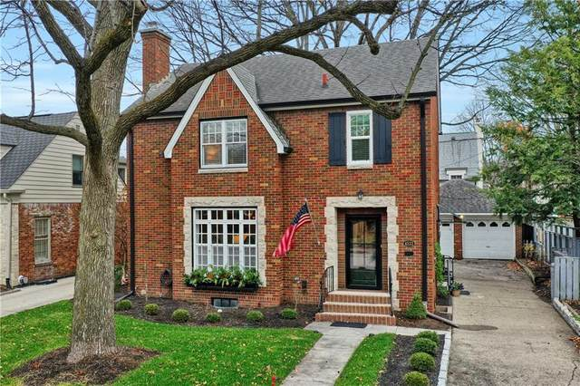 4533 N Pennsylvania Street, Indianapolis, IN 46205 (MLS #21755844) :: The Indy Property Source
