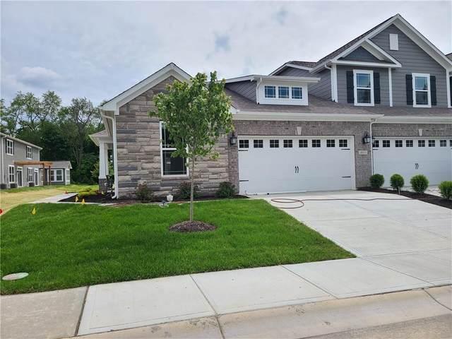 8315 Glacier Ridge Drive, Fishers, IN 46038 (MLS #21755845) :: Heard Real Estate Team | eXp Realty, LLC