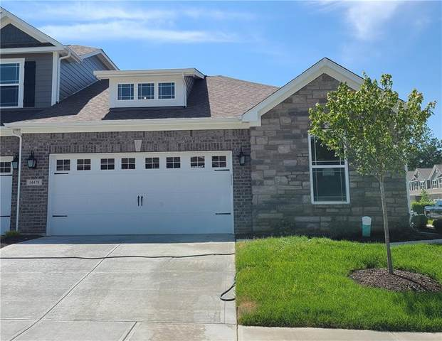 14478 Stunner Pass Drive, Fishers, IN 46038 (MLS #21755847) :: Heard Real Estate Team | eXp Realty, LLC