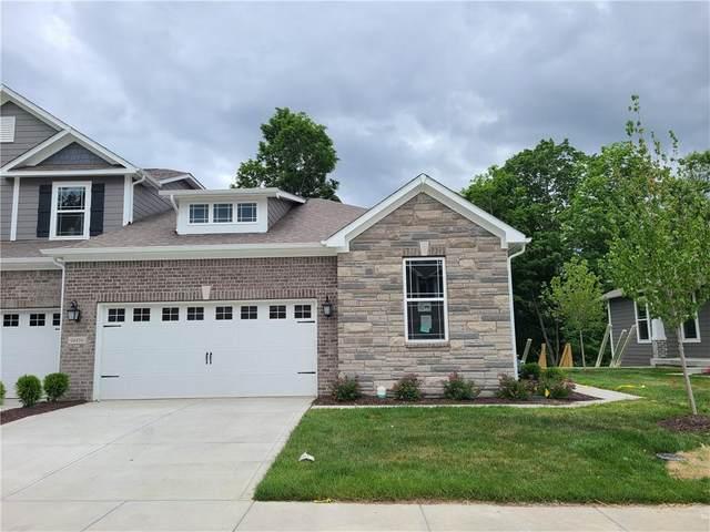 14450 Treasure Creek Lane, Fishers, IN 46038 (MLS #21755894) :: Keller & Corbett Real Estate