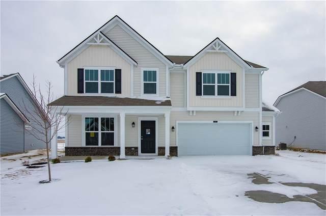 4335 Homestead Drive, Whitestown, IN 46075 (MLS #21756128) :: Heard Real Estate Team | eXp Realty, LLC