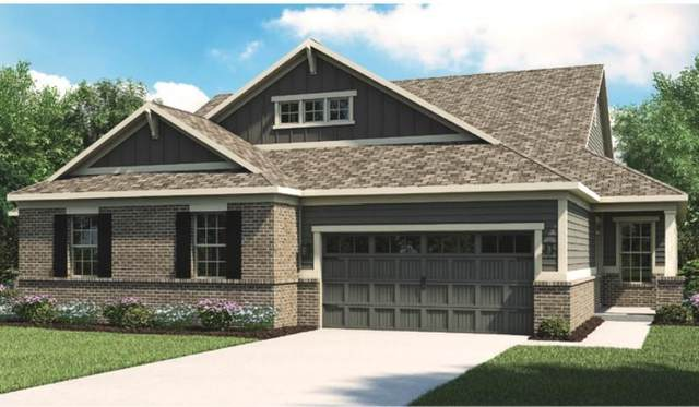 215 Moose Court, Westfield, IN 46074 (MLS #21756135) :: The Indy Property Source
