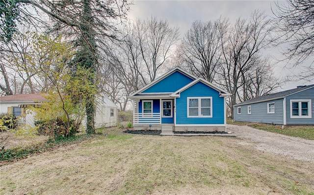 3948 N Butler Avenue, Indianapolis, IN 46226 (MLS #21756207) :: RE/MAX Legacy