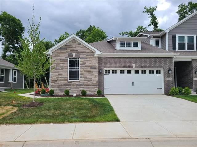14458 Treasure Creek Lane, Fishers, IN 46038 (MLS #21756293) :: Keller & Corbett Real Estate