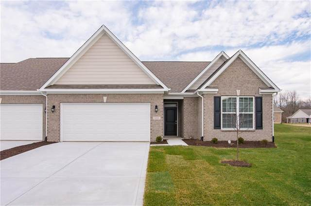 6335 Filly Circle, Indianapolis, IN 46260 (MLS #21756554) :: Realty ONE Group Dream