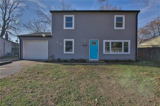 3556 Eisenhower Drive, Indianapolis, IN 46224 (MLS #21756685) :: Realty ONE Group Dream