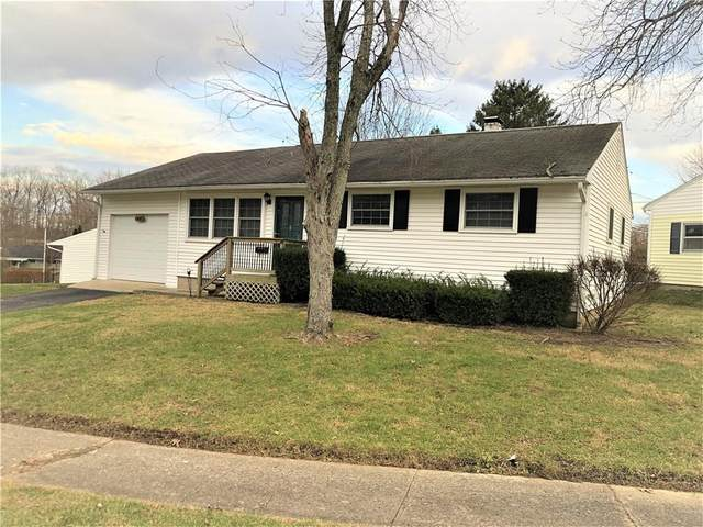 421 Carol Drive, Richmond, IN 47374 (MLS #21756825) :: Mike Price Realty Team - RE/MAX Centerstone
