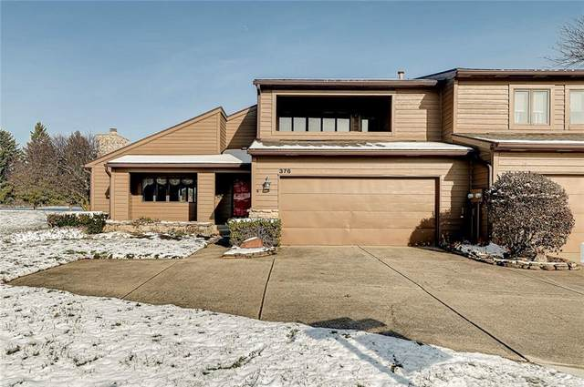 376 Sandbrook Court, Noblesville, IN 46062 (MLS #21756956) :: Realty ONE Group Dream