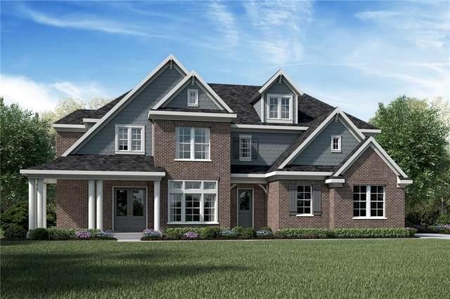 5695 Oakmont Boulevard, Bargersville, IN 46106 (MLS #21757386) :: AR/haus Group Realty