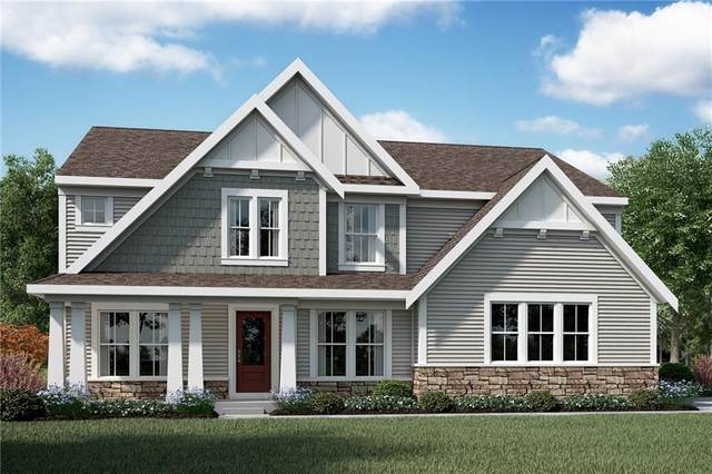 8379 Treeline Lane, Mccordsville, IN 46055 (MLS #21757411) :: Corbett & Company