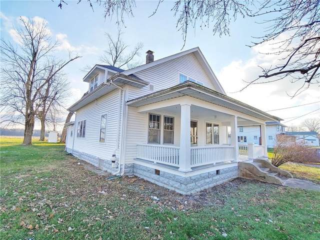 7081 W 250 S, Homer, IN 46146 (MLS #21757515) :: Mike Price Realty Team - RE/MAX Centerstone