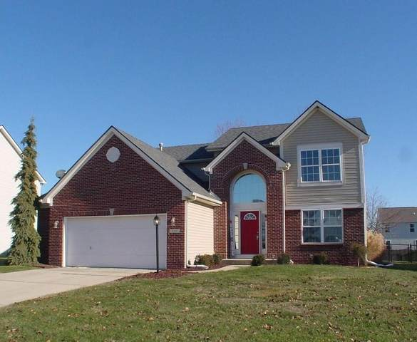 710 Bristle Lake Drive, Brownsburg, IN 46112 (MLS #21757791) :: Realty ONE Group Dream