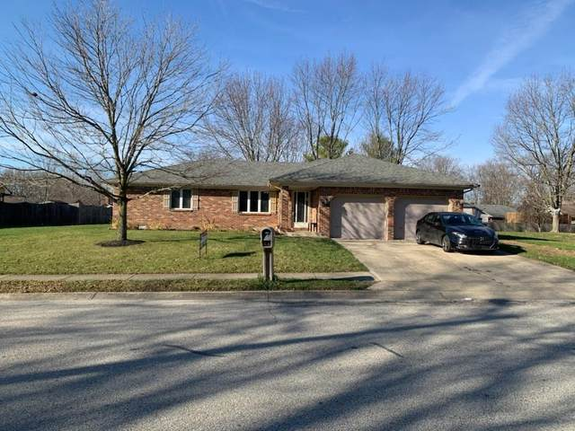 392 Old Farm Road, Danville, IN 46122 (MLS #21757932) :: Anthony Robinson & AMR Real Estate Group LLC