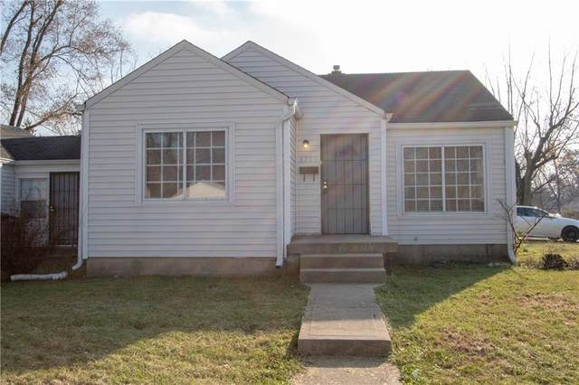 4721 E 36TH Street, Indianapolis, IN 46218 (MLS #21758131) :: RE/MAX Legacy