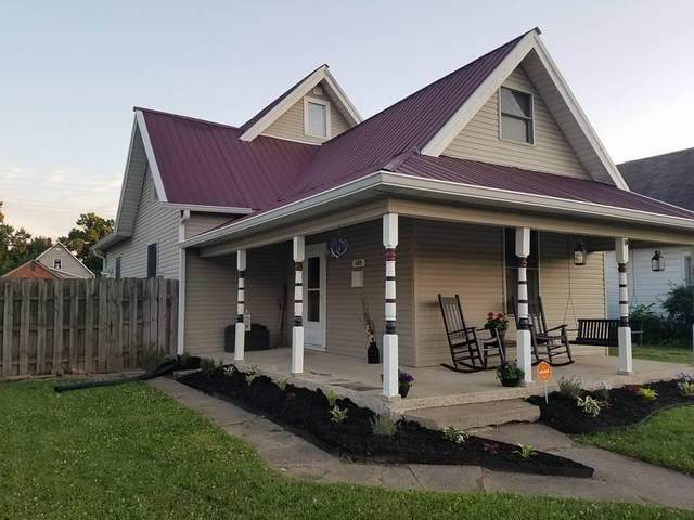 489 E Jackson Street, Martinsville, IN 46151 (MLS #21758187) :: Corbett & Company