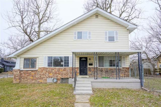 3505 Birchwood Avenue, Indianapolis, IN 46205 (MLS #21758313) :: Realty ONE Group Dream