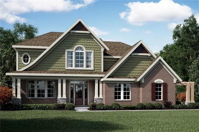 5708 Oakmont Boulevard, Bargersville, IN 46106 (MLS #21758322) :: AR/haus Group Realty