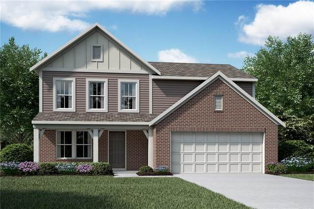 5494 W Woodhaven Drive, Mccordsville, IN 46055 (MLS #21758453) :: AR/haus Group Realty