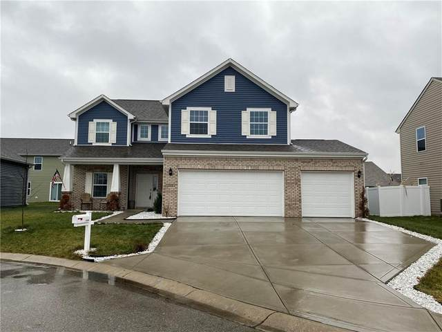 2008 Pin Oak Court, Shelbyville, IN 46176 (MLS #21758599) :: AR/haus Group Realty