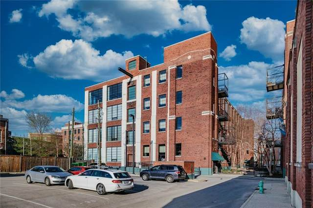 624 E Walnut Street #111, Indianapolis, IN 46204 (MLS #21758698) :: The Evelo Team