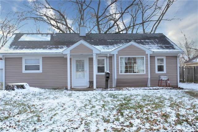 484 Carol Drive, Greenwood, IN 46143 (MLS #21758848) :: Realty ONE Group Dream