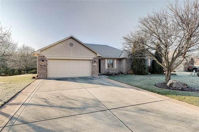 6539 Fieldstream Drive, Avon, IN 46123 (MLS #21758869) :: Corbett & Company
