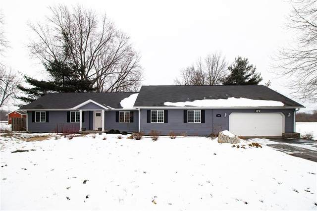 989 N County Road 200 E, Danville, IN 46122 (MLS #21759029) :: Heard Real Estate Team | eXp Realty, LLC