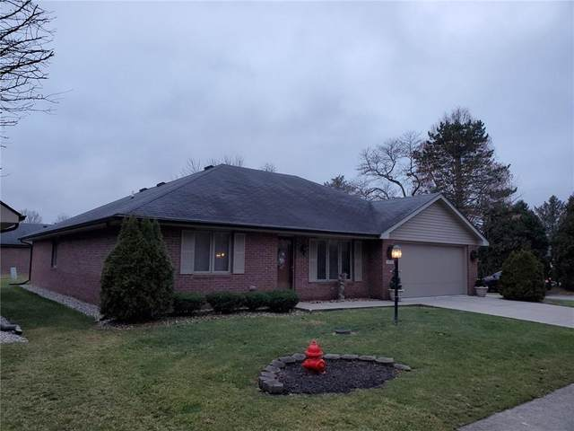 2725 Cherry Blossom Drive, Anderson, IN 46012 (MLS #21759274) :: The Evelo Team
