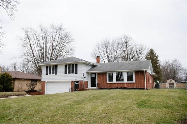1916 S Winding Way, Anderson, IN 46011 (MLS #21759442) :: The Evelo Team