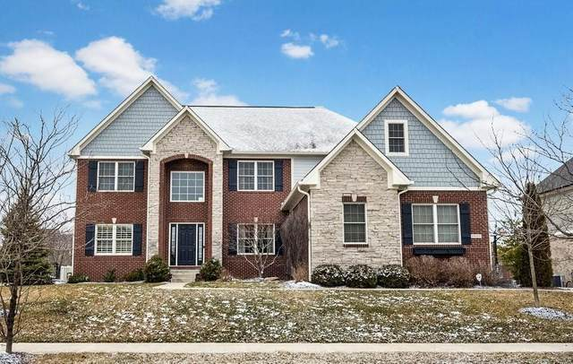 10222 Timberstone Drive, Fishers, IN 46040 (MLS #21759477) :: Mike Price Realty Team - RE/MAX Centerstone