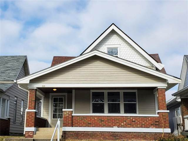 718 E Weghorst Street, Indianapolis, IN 46203 (MLS #21759596) :: Anthony Robinson & AMR Real Estate Group LLC