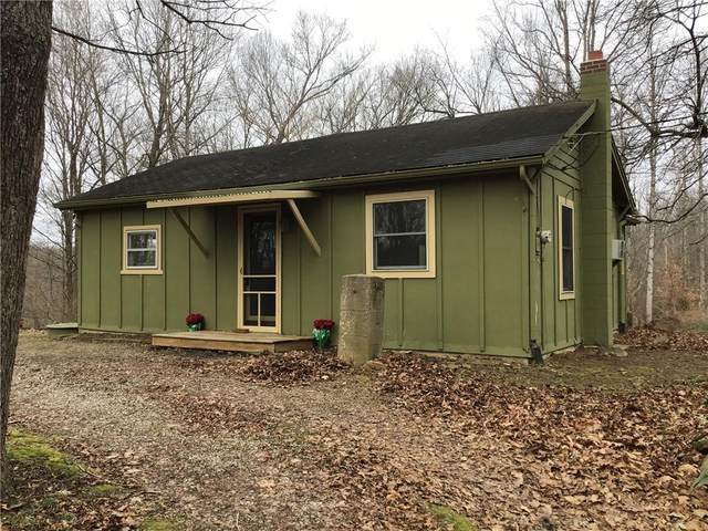 2520 Lawson Ridge Road, Nashville, IN 47448 (MLS #21759757) :: Mike Price Realty Team - RE/MAX Centerstone