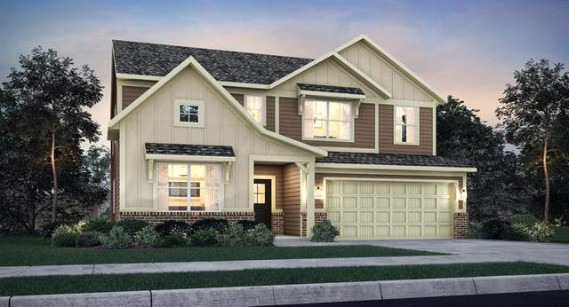 4461 Wild Turkey Drive, Indianapolis, IN 46239 (MLS #21759831) :: The Evelo Team