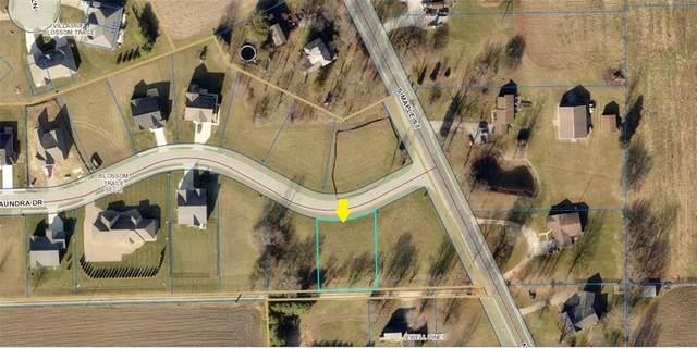 106 Saundra Drive, Fortville, IN 46040 (MLS #21759908) :: Richwine Elite Group