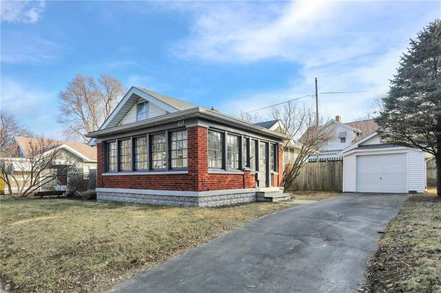 617 Carlyle Place, Indianapolis, IN 46201 (MLS #21759924) :: Richwine Elite Group