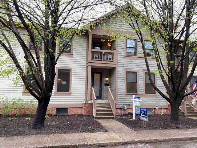 228 E Saint Joseph Street #3, Indianapolis, IN 46202 (MLS #21760461) :: Heard Real Estate Team | eXp Realty, LLC